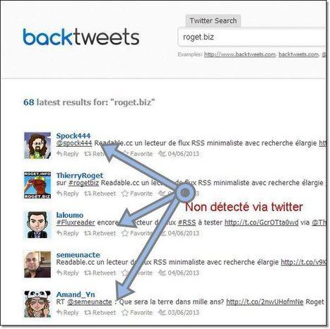 6 Moteurs de recherche sur twittter à étudier | #ITyPA Bruno Tison | Scoop.it
