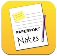 Assistive Technology Blog: PaperPort Notes App for iPad: Notetaking with Dictation | Assistive Technology and Dyslexia | Scoop.it