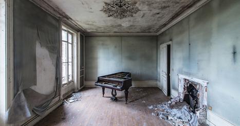 Europe: Abandoned Buildings | Beyond London Life | Scoop.it