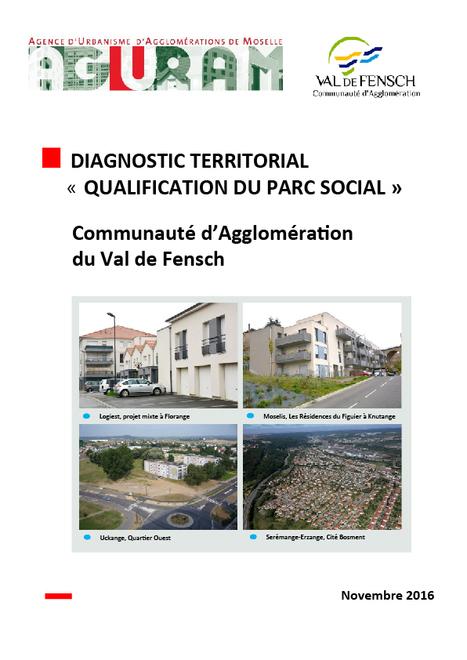 Diagnostic territorial « Qualification du parc de logement social » de la CA du Val de Fensch | Actualité du centre de documentation de l'AGURAM | Scoop.it