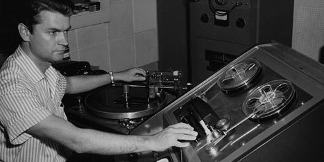 How Sam Phillips Invented the Sound of Rock and Roll | Corporate Rebels United | Scoop.it