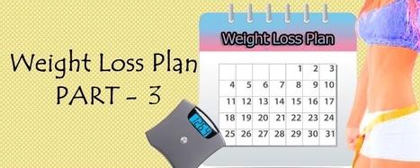 Weight Loss Plan – Part III | Phen375FatBurn.com | Fat Burn | Scoop.it