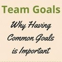 Team goals – why having common goals is important | Team Success : Global Leadership Coaching Tips and Free Content | Scoop.it