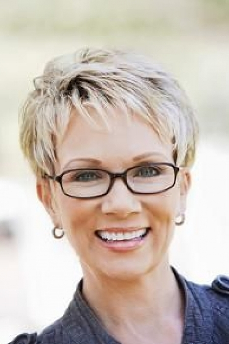 Super Chic Short Hairstyles 2015 2015infohair