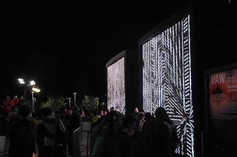 Touch Screens and Tech Art Take Over Mexico City by Devon Van Houten Maldonado | Digital #MediaArt(s) Numérique(s) | Scoop.it