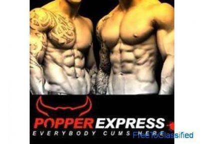 gay sex na poppers