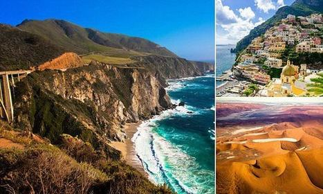 Photogenic honeymoon locations and most romantic roadtrips revealed | Kickin' Kickers | Scoop.it