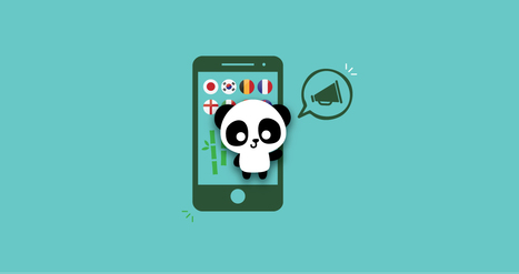 It's time to unleash Panda! | Mobile Phones and  Language Learning | Scoop.it