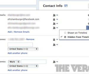 Facebook pushes @facebook.com email address in Contact Info, hides alternatives (updated) | E-commerce scoops by Rick Maresch | Scoop.it