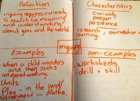 Inquiring into inquiry... | Educación a Distancia y TIC | Scoop.it