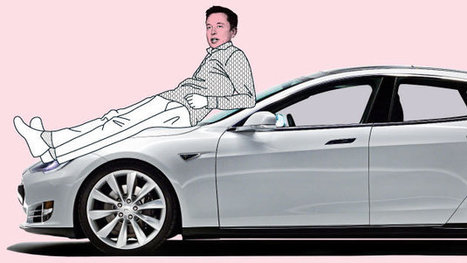 Why Everybody Loves Tesla | Technology in Business Today | Scoop.it
