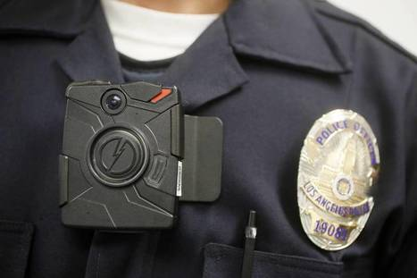 Bill would put body cameras on all police officers in Texas   Police News   Scoop.it