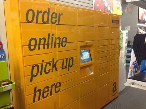 6dc39b0405b7d7 Amazon Locker, la consigne Amazon voit le jour dans le centre commercial So  Ouest