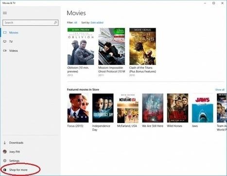 Streaming : Microsoft Xbox Music devient Groove et est toujours accessible à tous | Veille Hadopi | Scoop.it
