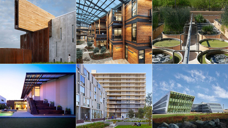 The Systems That Power the Year's Most Sustainable Buildings | Building energy system management | Scoop.it