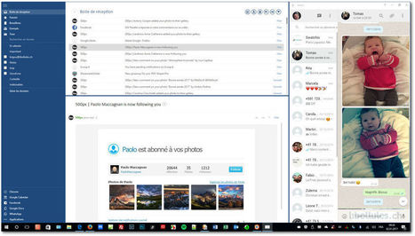 Mailbird, une alternative convaincante au client de messagerie de Windows 10 | Chroniques libelluliennes | Scoop.it