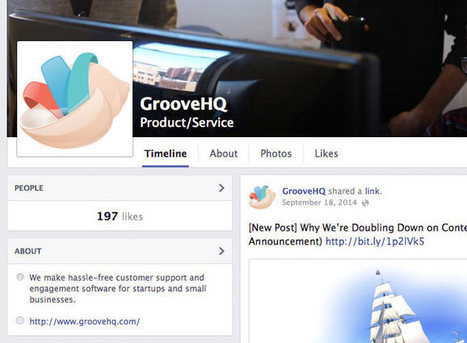 Doing the Unmentionable: We Deleted Our Facebook Page. Here's Why. | Digital Brand Marketing | Scoop.it