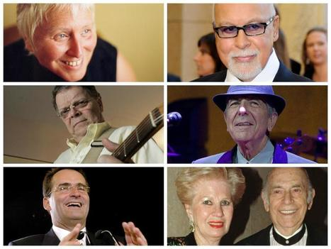 In memoriam: Quebec cultural giants who passed away in 2016 | Library world, new trends, technologies | Scoop.it