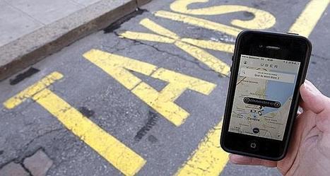 L'opposition à Uber suit la ligne de division de la Sarine - Le Temps | Röstigraben Relations | Scoop.it