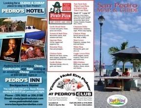 New San Pedro Map | Belize in Social Media | Scoop.it