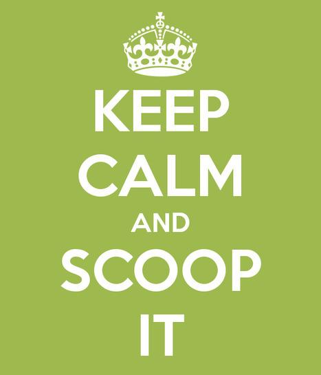 Keep-calm-and-Scoop-it! | ARTPOL | Scoop.it