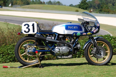 Ducati To Be Honored At 2013 Amelia Island Concours d'Elegance  March 10th, 2013 | Ductalk Ducati News | Scoop.it