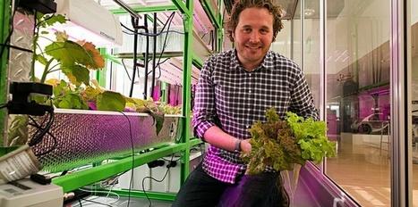 Caleb Harper - SoonSoonSoon   Innovation dans l'Immobilier, le BTP, la Ville, le Cadre de vie, l'Environnement...   Scoop.it