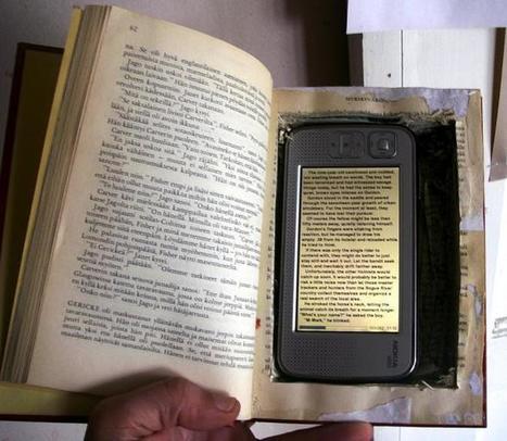 Vers le streaming des livres ? | Trucs de bibliothécaires | Scoop.it