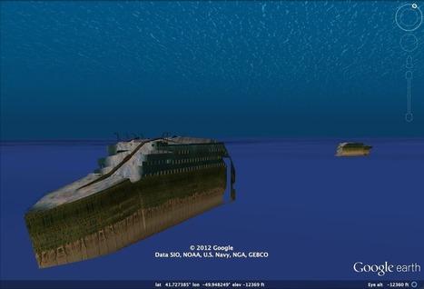 Google Lat Long: Remembering the Titanic | GenealoNet | Scoop.it
