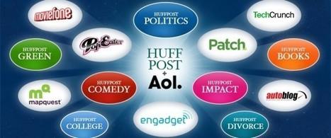 HuffPo AOL Deal is A Gigantic Step Forward for Social Media - Huffington Post (blog) | Venture & Innovation In Media | Scoop.it