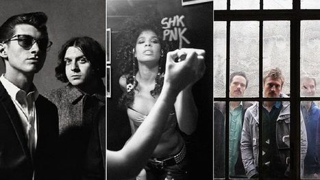 Les Vieilles Charrues : Arctic Monkeys, Shaka Ponk et Girls in Hawaii en 2014   Art et Culture, musique, cinéma, littérature, mode, sport, danse   Scoop.it