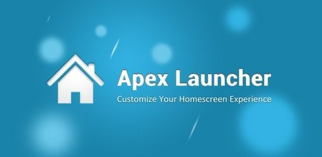 Apex Launcher - Android Apps on Google Play | Best of Android | Scoop.it