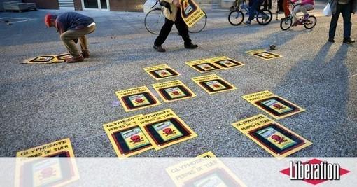 Glyphosate : 36 produits retirés du marché français fin2020 - Libération