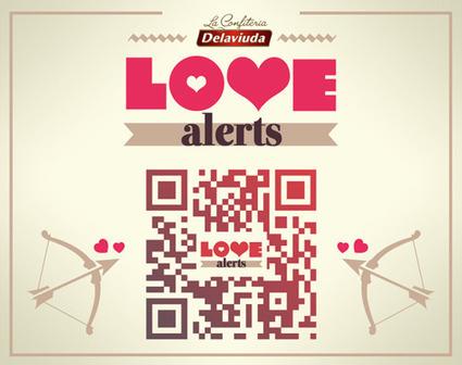 Facebook se inunda de códigos QR por San Valentín - PR Noticias (Comunicado de prensa) | VIM | Scoop.it