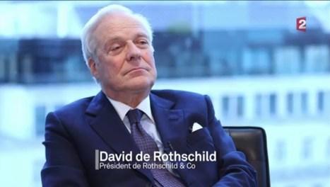 Quand le bankster Rothschild menait France Télécom au naufrage ! | Bankster | Scoop.it
