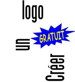 logo gratuit attention