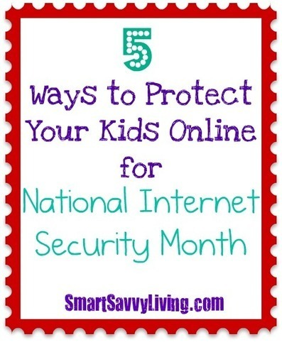 5 Ways to Protect Your Kids Online for National Internet Safety Month | FootprintDigital | Scoop.it