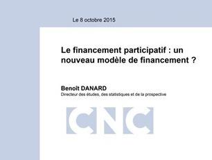 Le financement participatif : un nouveau modèle de financement ? | Veille Hadopi | Scoop.it