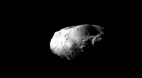 NASA paps: Prometheus as never seen before | ProNews | Scoop.it