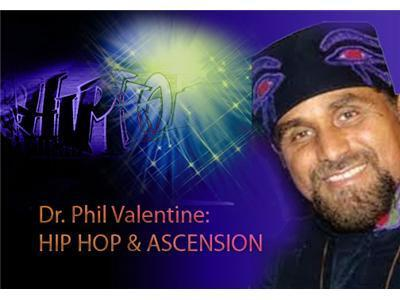 Hip Hop And Ascension: SPECIAL GUEST Dr. Phil Valentine | Black From A  Universal