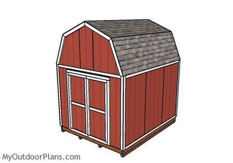 10x12 Shed Double Doors and Trims | MyOutdoorPlans | Free Woodworking Plans and Projects, DIY Shed, Wooden Playhouse, Pergola, Bbq | Garden Plans | Scoop.it