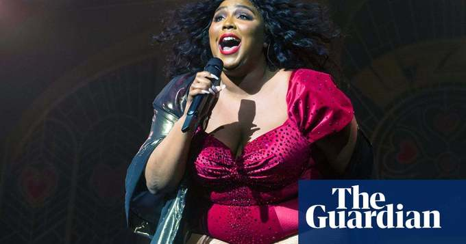 Lizzo: lack of body positivity in media took toll on mental health | Fashion | The Guardian