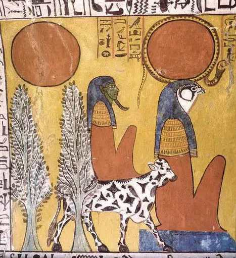 Can You Identify These Plants from Ancient Egypt? | Ethnobotany: plants and people | Scoop.it