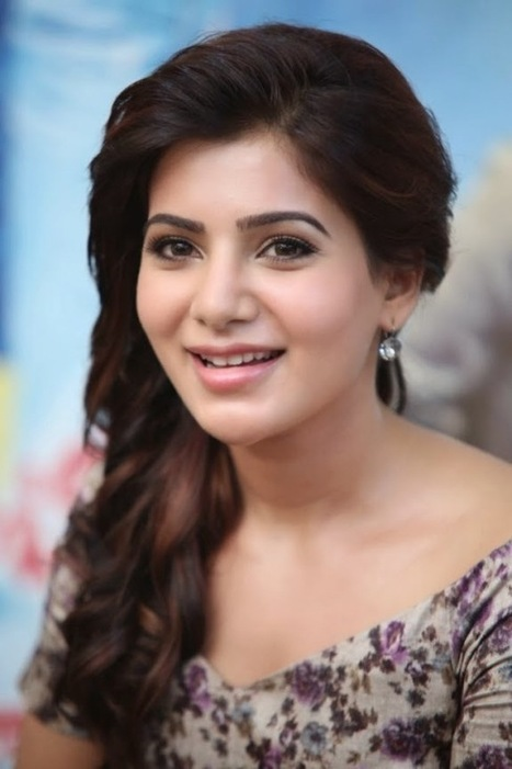 South Indian Actress Samantha Ruth Prabhu World Most Cutest Actress Photoshoot, Actress, Indian Fashion, Tollywood, Western Dresses | CHICS & FASHION | Scoop.it