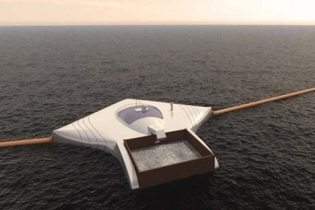 Teenager's Clean Machine Could Remove 7 Million Tons Of Plastic From Ocean - PSFK | enjoy yourself | Scoop.it