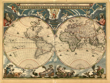 Welcome to the World of Historic Maps | Social Studies - Impact Academy | Scoop.it