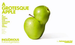 French Supermarket Highlights Ugly Fruits and Veggies Instead of Wasting Them | EcoWatch | Scoop.it
