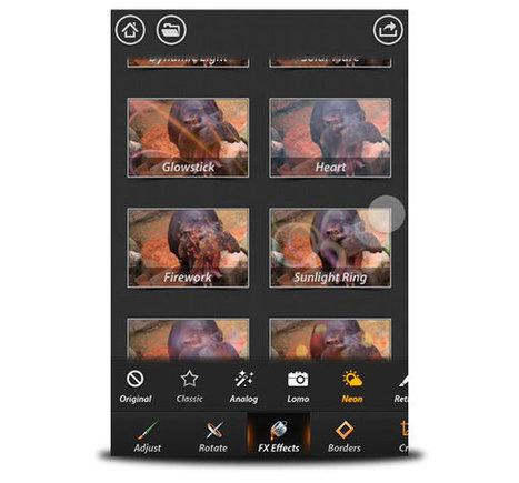 Fotor, una asombrosa aplicación para retocar fotos desde el iPhone ... - Configurarequipos.com   #IPhoneando   Scoop.it