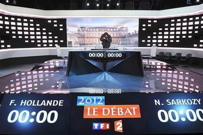 Le débat de l'entre-deux-tours sans impact sur le résultat   Média et société   Scoop.it