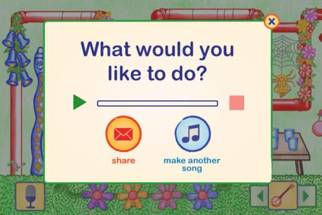 Beatles to Apple to Apps: Make Me Music Saves Music Education | FeeFiFoFun News! | Scoop.it